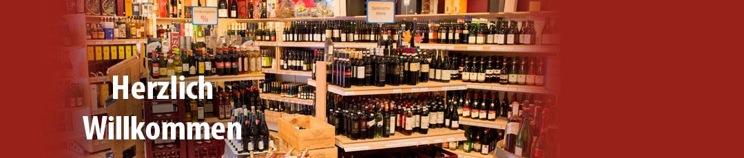Der Getränkespezialist: günstige Weine und besondere Biere für Stuttgart